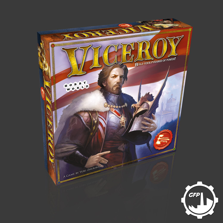 Viceroy 3D box rgb