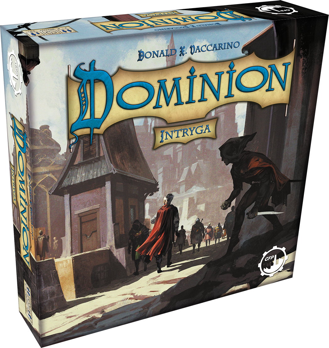 Dominion intryga Box 3D 150