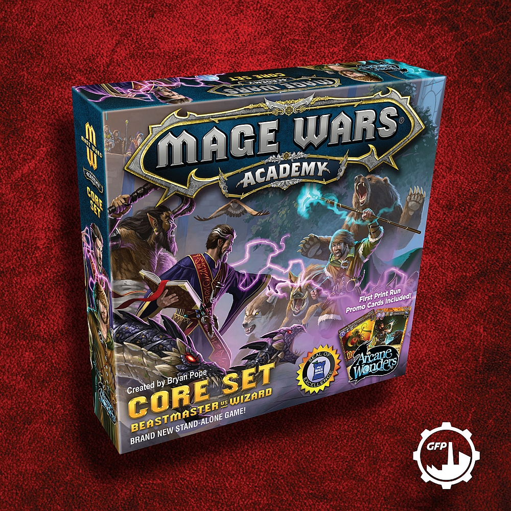 MAGE WARS ACADEMY BOX 3D ENG