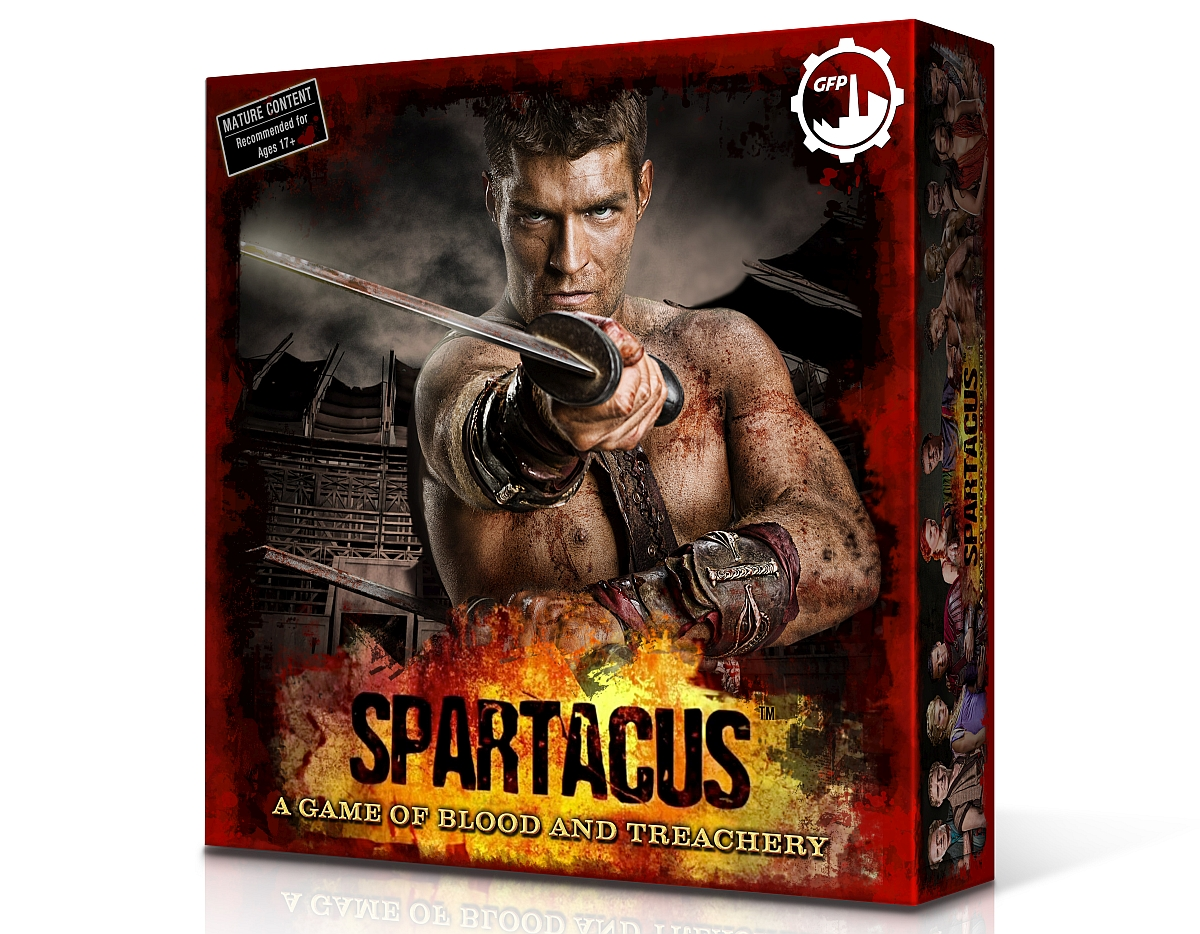 SPARTACUS BOX new 3D